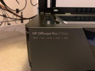 Impresora Multifunción Hp Deskjet Pro 276dw (funciona Ok)