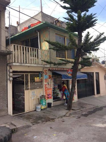 Imagen 1 de 10 de Casa En Venta En Desarrollo Urbano Quetzalcoatl