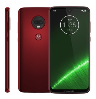 Motorola Moto G7 Plus 64gb Cam Dual16mp+5mp Huella Ram4gb