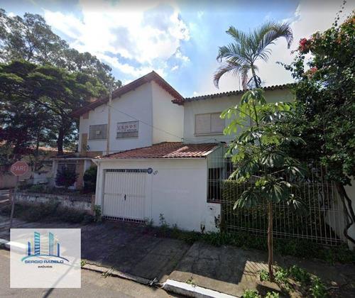 Imagem 1 de 18 de Casa À Venda, 249 M² Por R$ 1.350.000,00 - Campo Belo - São Paulo/sp - Ca0137