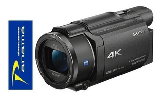 4k Filmadora Sony Fdrax53 4k Microfono + Tripode