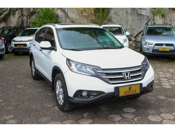 Honda Crv Exl 2.0 4wd At