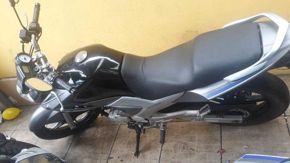 Yamaha Fazer 250cc - 2015 Financia, Troca E Aceita Cartão