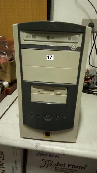 Computador Incompleto Nº 17 Athlon Xp 1.6 - Só Correios