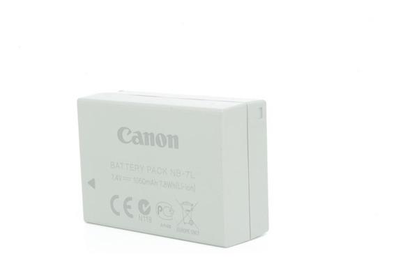 Bateria Canon Nb-7l Original Nb - 7l Câmeras Digitais