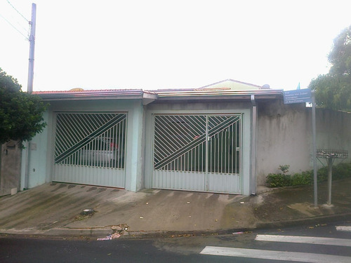 Casa À Venda, 200 M² Por R$ 480.000,00 - Jardim Bom Princípio - Indaiatuba/sp - Ca0161