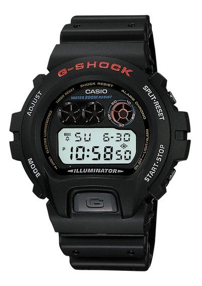 Relógio Casio G-shock Masculino Dw-6900-1vdr