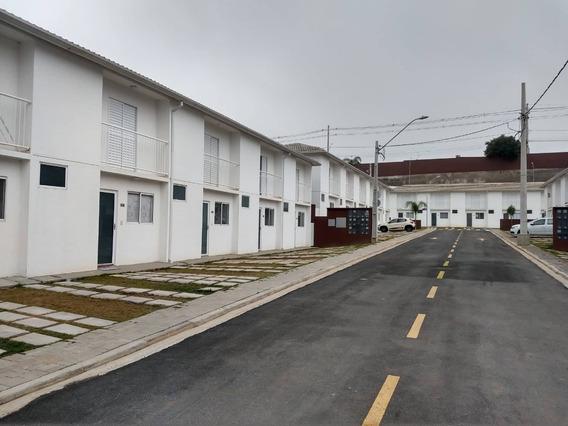 Sobrado 2 Dormitórios Condominio Mirante Suzano Sb-0019