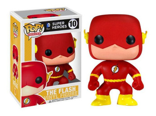Funko Pop! Heroes #010 Flash Nortoys