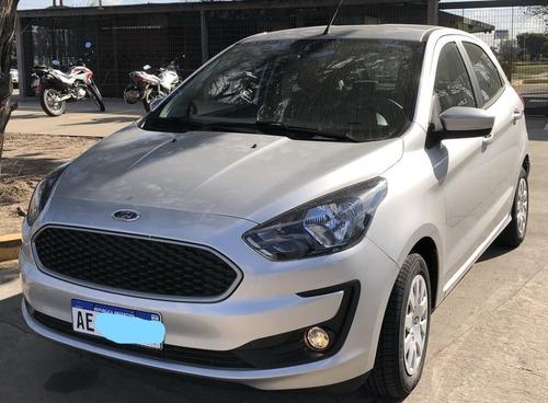 Ford Ka 1.5 Se 5p Okm 2021 Particular Gris Plata Nuevo