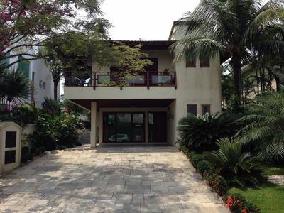 Casa No Hanga Roa - Condomínio Fechado No Litoral Norte - Codigo: Ca0141 - Ca0141