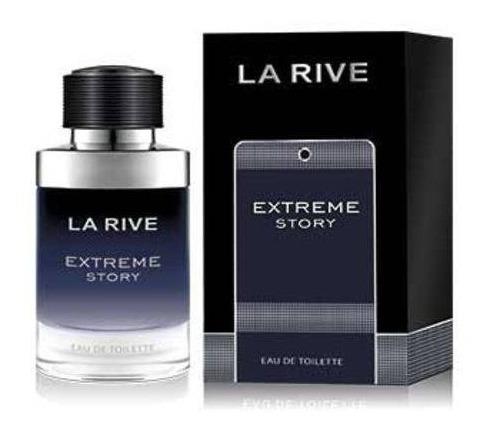 Kit 2-perfume La Rive Extreme Story - Edt 75ml - Masculino