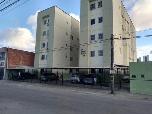 Apartamento Com 3 Dormitórios À Venda, 60 M² Por R$ 200.000,00 - Montese - Fortaleza/ce - Ap4516