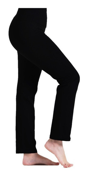 Calza Recta Tiro Alto 100% Lycra Mujer Talle Especial 3x- 6x