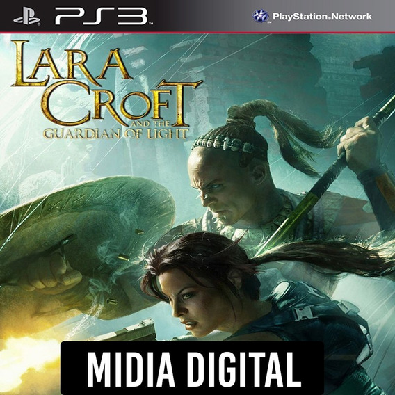Ps3 - Lara Croft And The Guardian Of Light