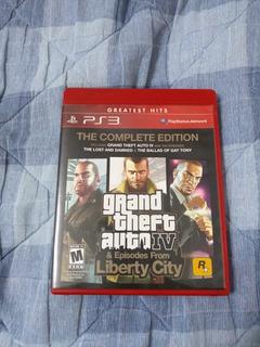 Vendo O Cambio Grand Theft Auto The Complete Edition Ps3