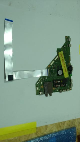 Placa Principal Sony 32ex555 Com Cabo Flat E Acabamentos