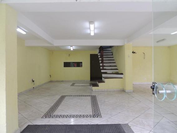 Casa Em Gonzaga, Santos/sp De 242m² Para Locação R$ 8.000,00/mes - Ca373456