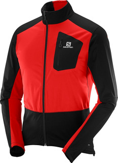 Camperas Salomon -equipe Softshell Jkt- Trail Running Hombre