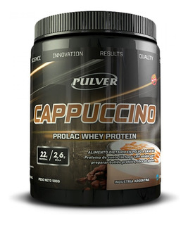 Sport Maniac Cappuccino X 1 Kg Prolac Whey Protein Pulver