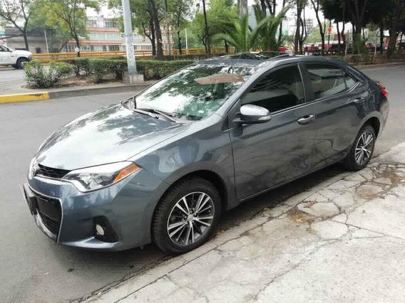 Toyota Corolla 2016 4p S Plus L4/1.8 Aut