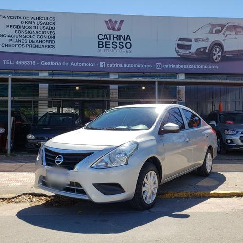 Nissan Versa Pure Drive 2018