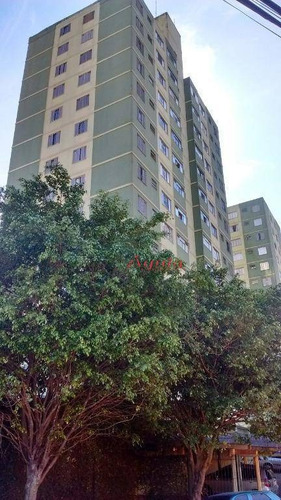 Apartamento Com 2 Dormitórios À Venda, 54 M² Por R$ 212.000,00 - Vila Cardoso Franco - São Paulo/sp - Ap1376