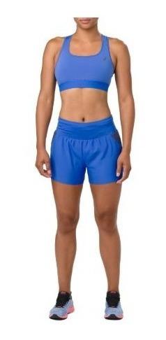 Top Deportivo Asics Mujer Azul Running