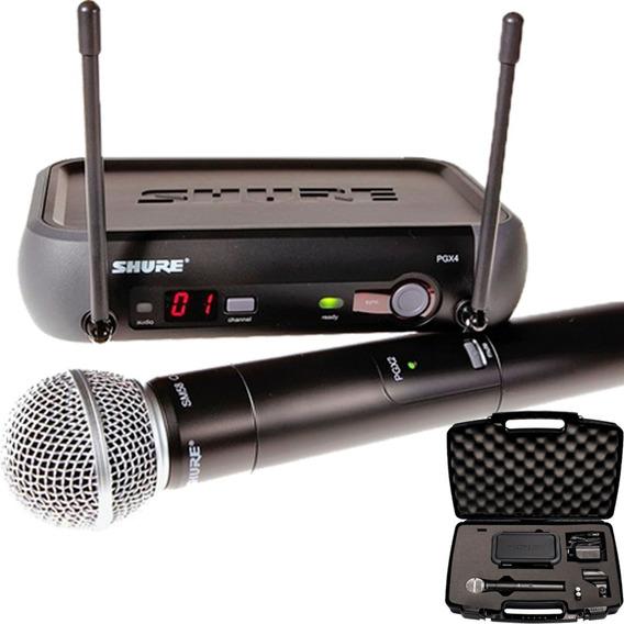 Microfone Shure Pgx24 Beta 58