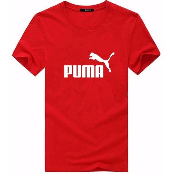 Camiseta Masculina Feminina Camisa Puma Promoção
