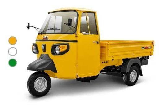 Piaggio Ape Xtra X Pick Up - Amarillo 2020