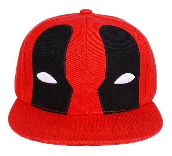 Gorra Marvel Deadpool Estilo 1