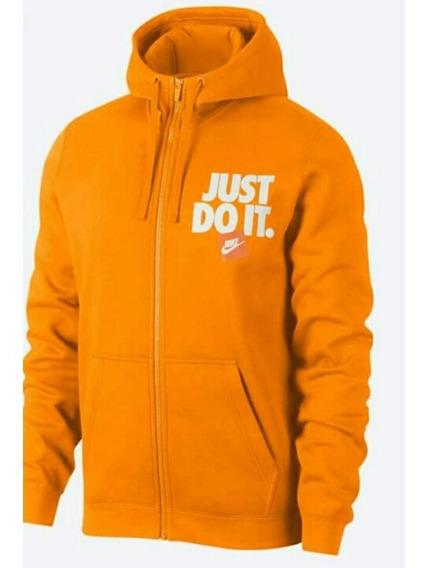 Sueter Nike Con Cierre Just Do It
