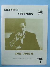 Partitura Piano: Tom Jobim: Songbooks, 2 Volumes + Brinde