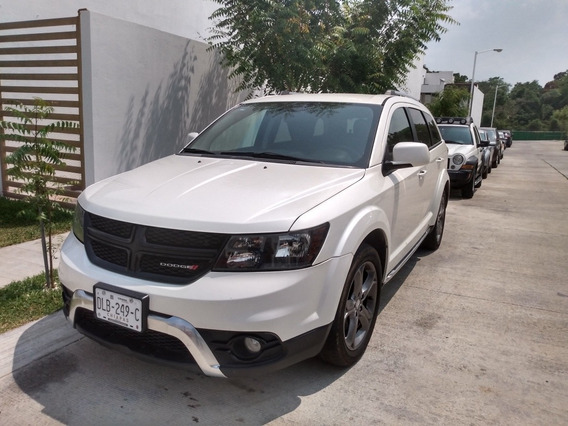 Dodge Journey 2.4 Sxt Sport 7 Pasajeros At 2016