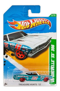 Hot Wheels - 2012 Treasure Hunt