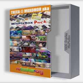 Super Pacote De 1600+ Photo Overlays Para Photoshop