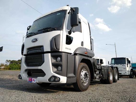 Ford Cargo 2842 / 2013 6x2 Cavalinho