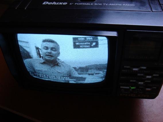 Tv Philco 5 Polegadas Pb.