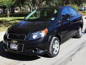 Chevrolet Aveo 4p Ls Aut 4vel