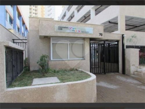 Excelente Apartamento De 48.80m Em São Bernado Do Campo - Condomínio Viva Mais - 373-im510469