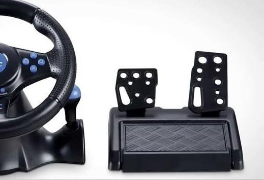 Pedal Usb Steering Wheel Para Pc, Xbox 360, Ps2 , Ps3, Ps4