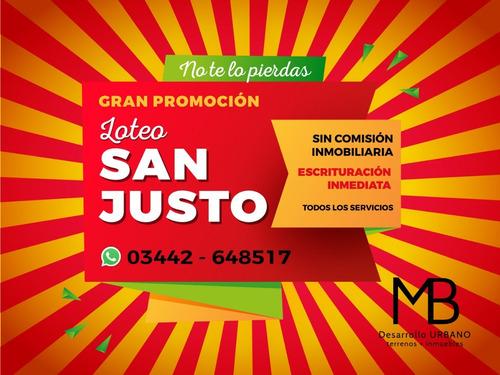 Imagen 1 de 1 de Loteo San Justo