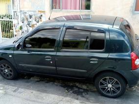 Renault Clio 1.6 16v Expression Hi-flex 5p 20% Abaixo Da Tab
