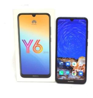 Telefonos Celulares Baratos Huawei Y6 2019 Liberado 32gb (g)