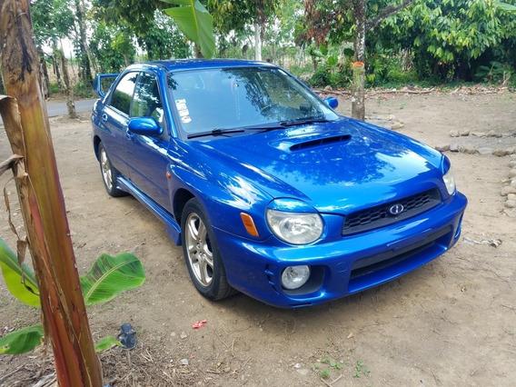 Subaru Impreza Japonesa
