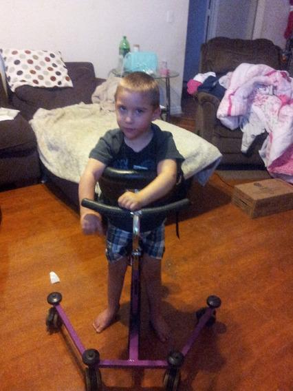 Andador Ortopedico Para Niños Con Paralisis Cerebral T1