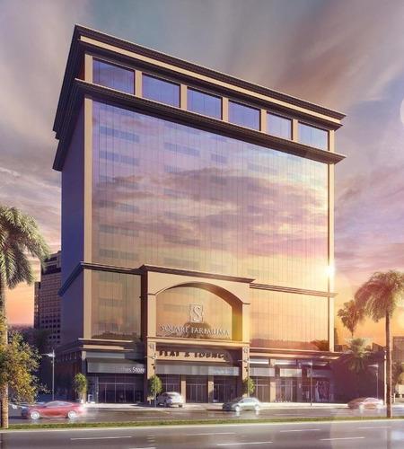 Sala Para Alugar, 153 M² Por R$ 12.000/mês - Nova Redentora - São José Do Rio Preto/sp - Sa0398
