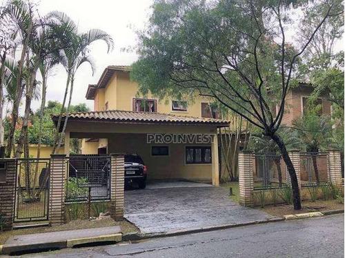 Casa Com 6 Dormitórios À Venda, 430 M² Por R$ 1.400.000,00 - Recanto Inpla - Carapicuíba/sp - Ca16985
