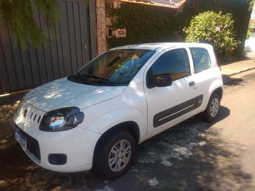 Imagem 1 de 5 de Fiat Uno 2014 1.0 Vivace Flex 3p